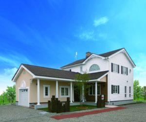 樹脂サイディング施工事例No.10(お施主様インタビュー) シックでモダンな二世帯住宅
