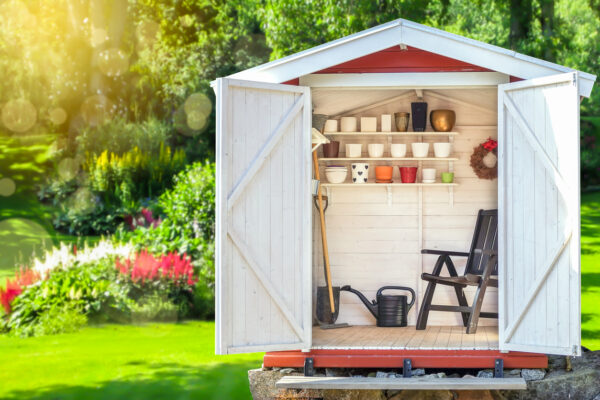 カリフォルニアのオーガニックなガーデンライフ。「庭小屋」の魅力に憧れる!