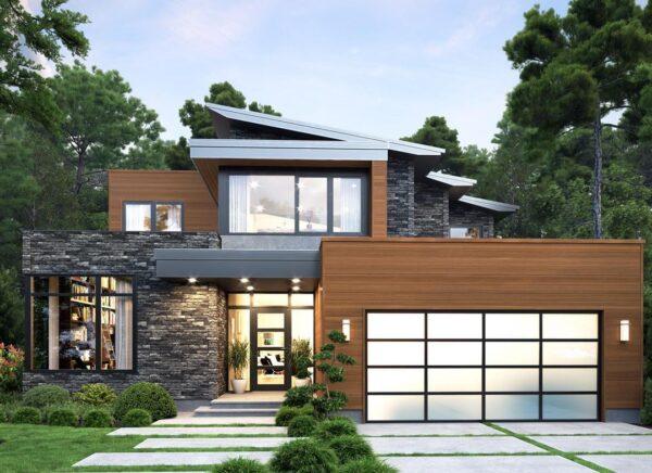 茶色の外壁でひとクラス上の外観デザインを目指す!高級感がある家にするコツ